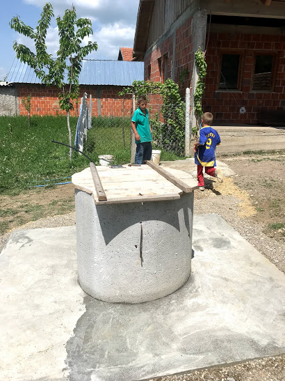 Agim's project - Water For Life Kosovo
